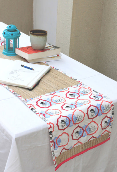 Heartlight Table Runner