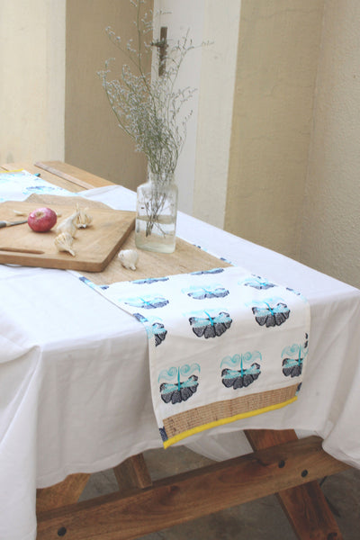 Impermanence Table Runner