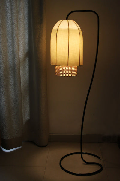Bud x Kanna Floor Lamp