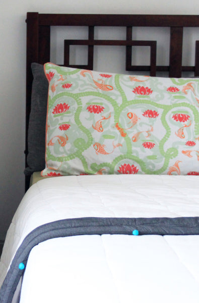 Koi Cloud Pillowcases