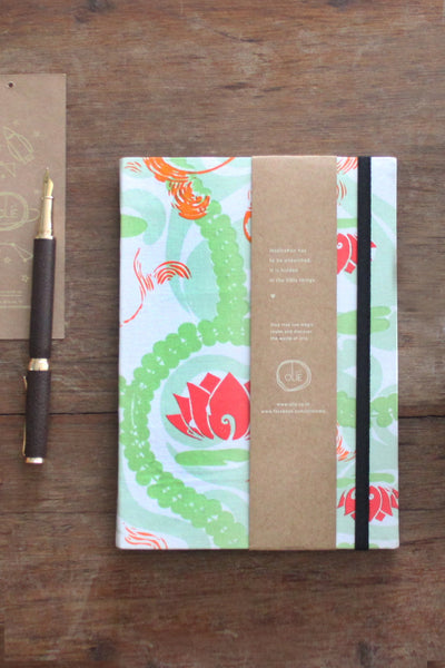 Koi Cloud Journal