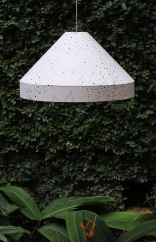 Kolam Constellation Drop Lamp