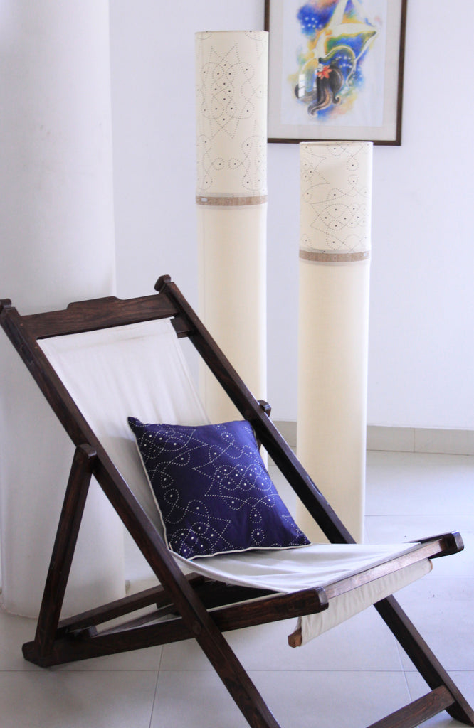 Kolam Constellation Tower Floor Lamp