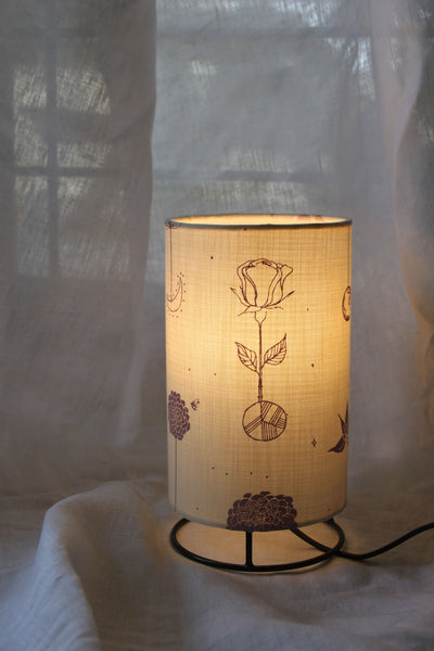 Full Bloom Little Lamp