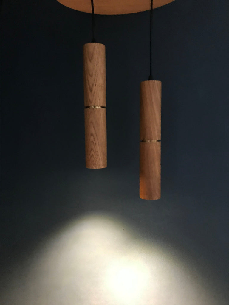 Poise Oak Pendant Lamp