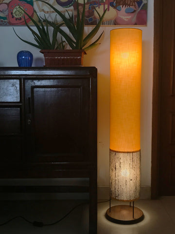 Mango Tower Floor Lamp
