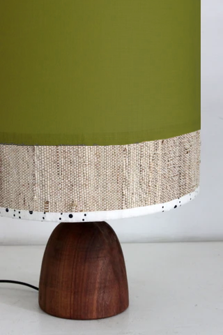 Custom Table Lampshade