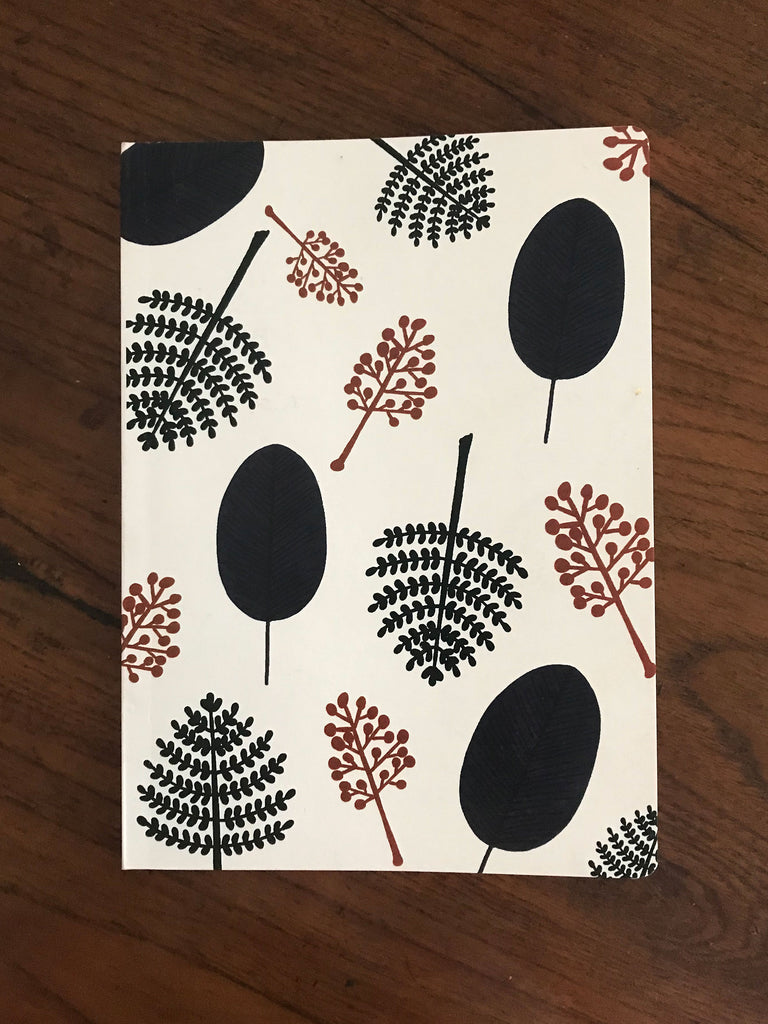 Woodland Trees Journal
