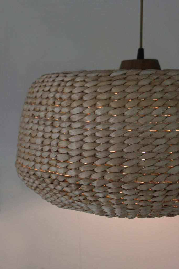 Woven Pendant Lamp - Special Edition