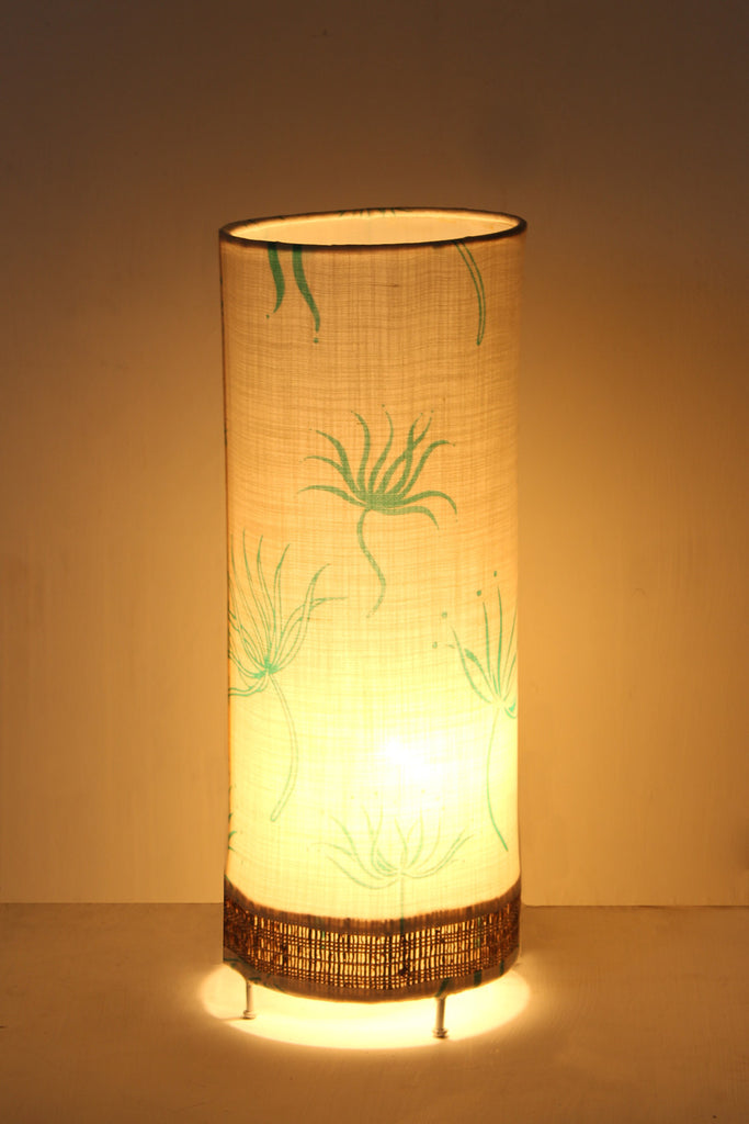 Rain Dance Table Lamp