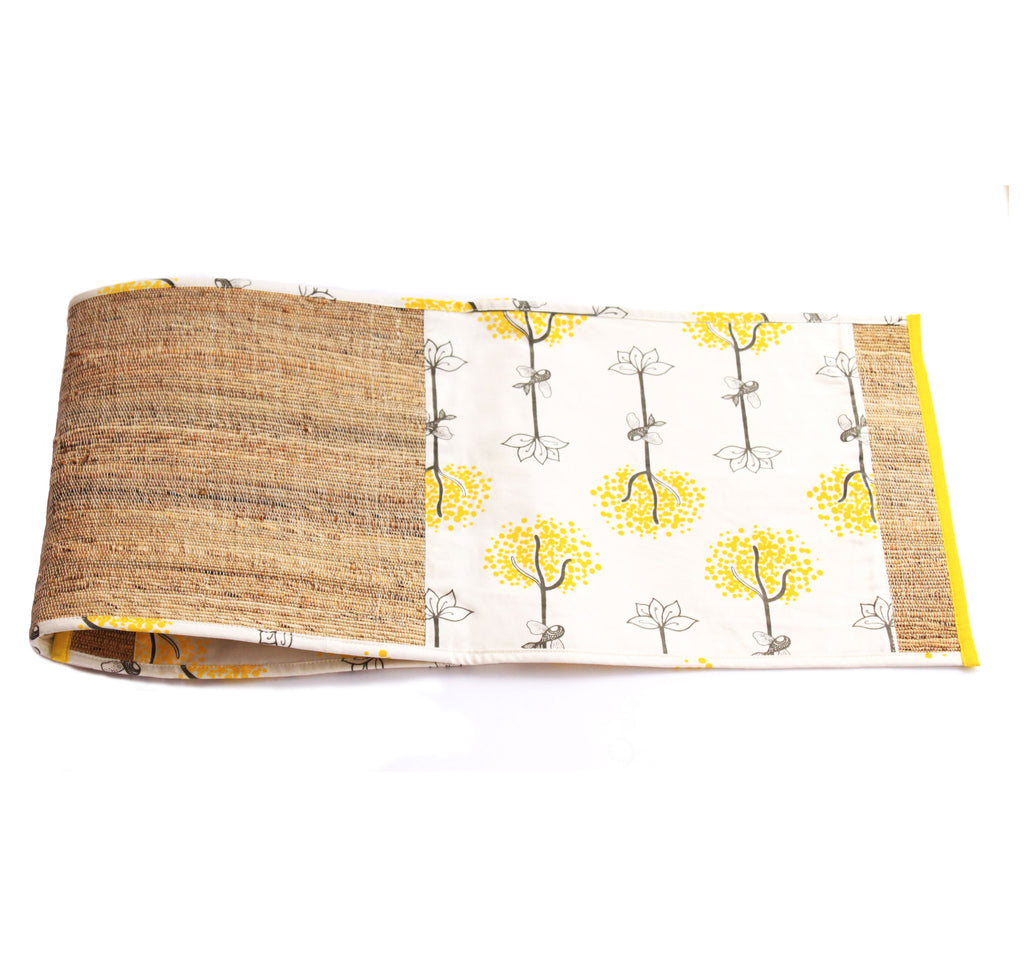 Roots and Wings Table Runner