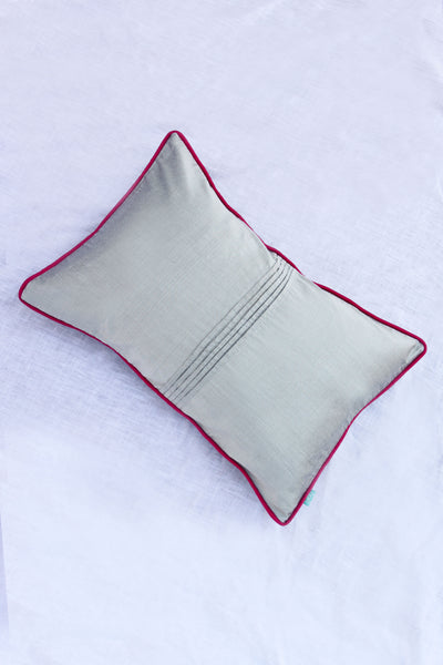 Moonstone long cushion cover