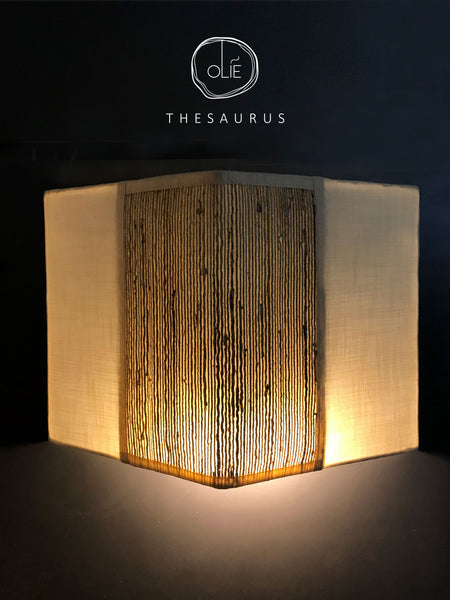 Thesaurus Wall Lamp