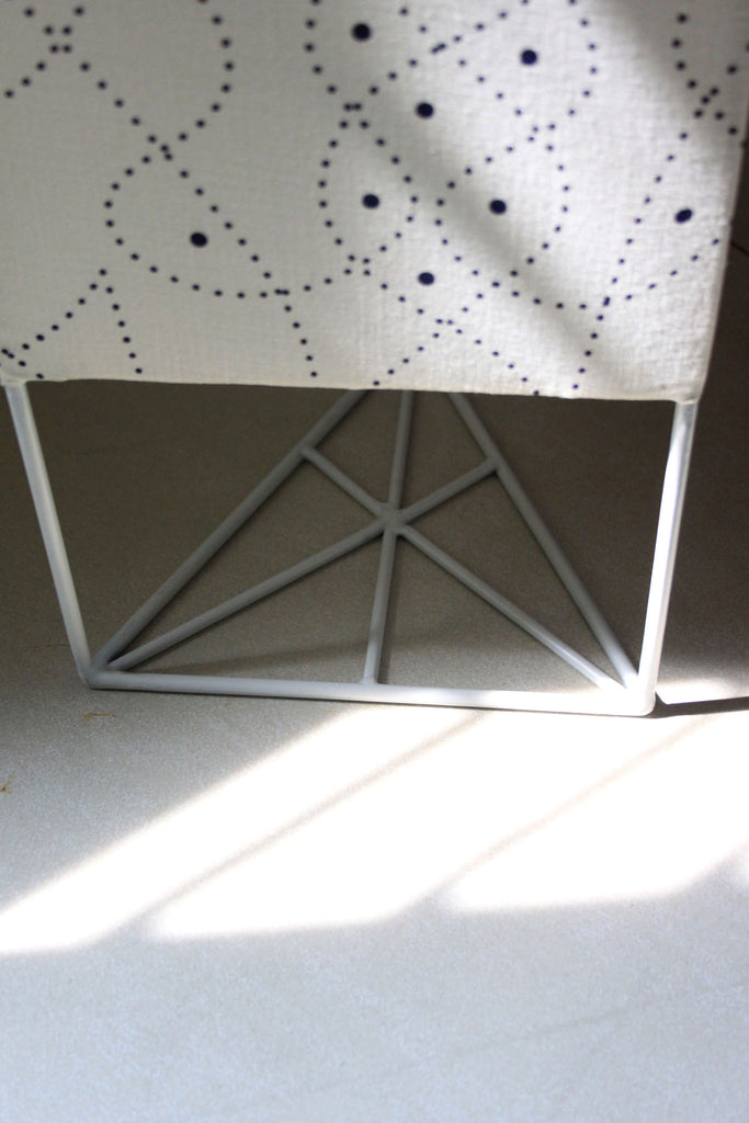 Kolam Constellation Triangle Floor Lamp