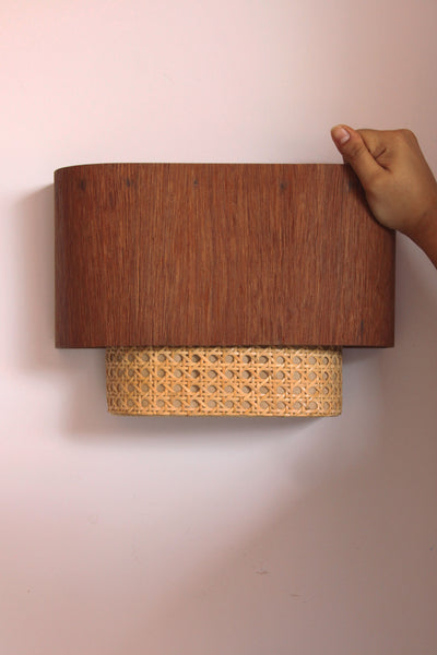 Timber x Kanna Wall Lamp
