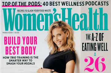 Pep Talk With Women's Health