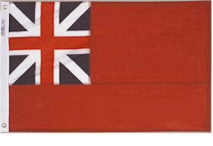 British Red Ensign Historic Flag
