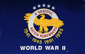 The Flag of World War II Commemorative