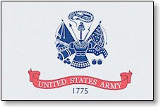 The Flag of US Army