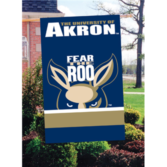 Akron Applique Banner Flags