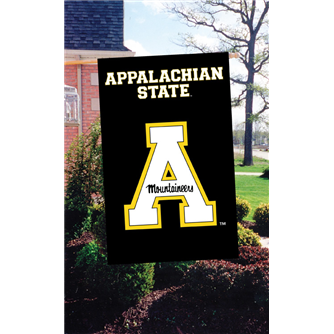 Appalachian State Applique Banner Flags