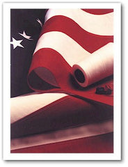 US Flag Nylon