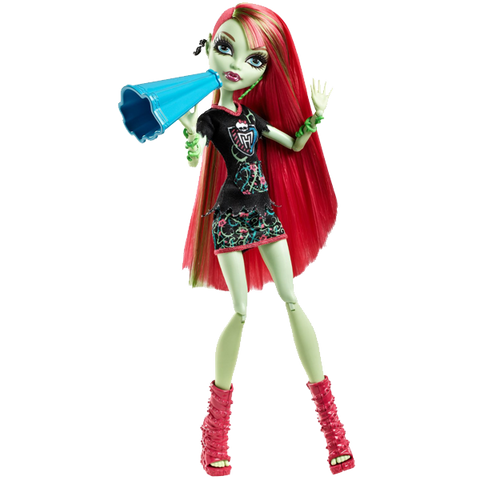 Monster High Ghoul Spirit Venus McFlytrap Doll