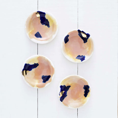 Bryce Canyon Dipping Plates ­ Set of 4