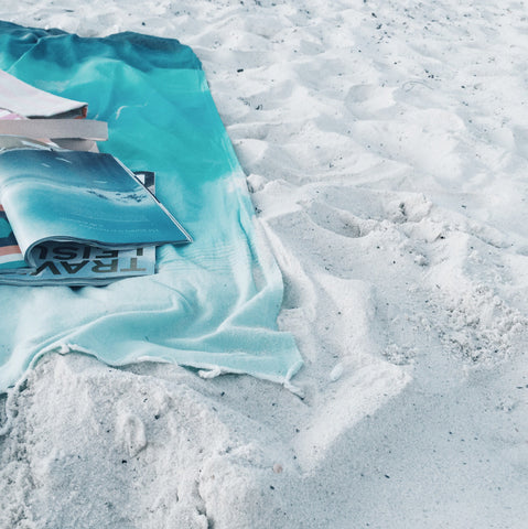 Mediterranean Turkish Beach Towel