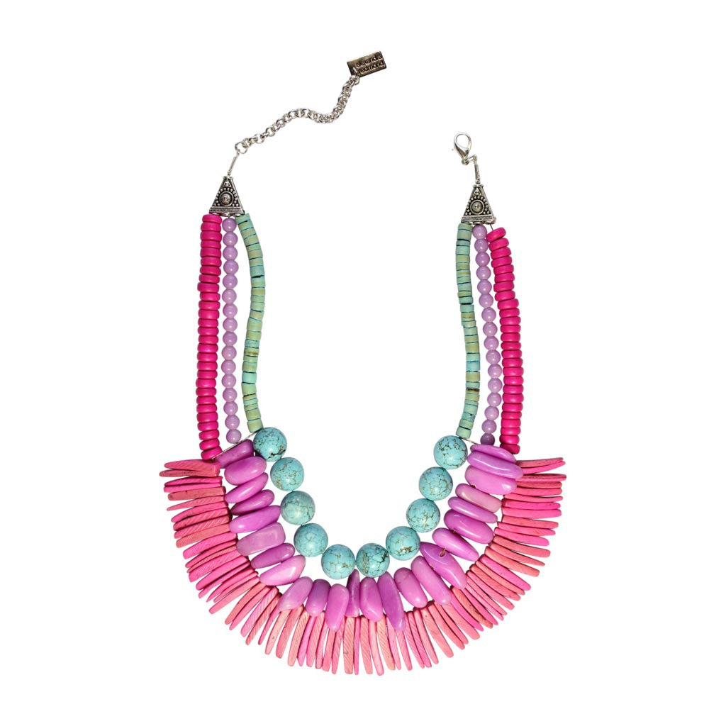 Santa Barbara Statement Necklace