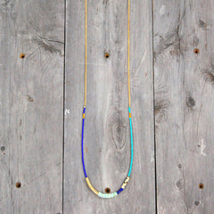 The Free Spirit Necklace Turquoise