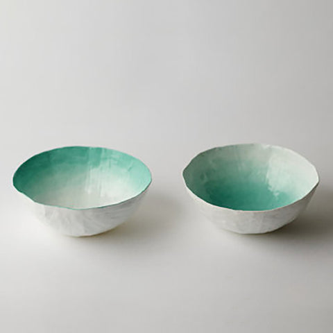 Small Fade Bowl Set - Aqua