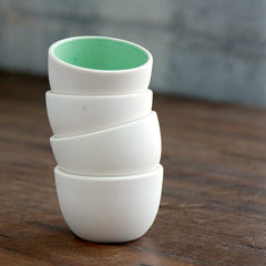 Stacking Cups Mint