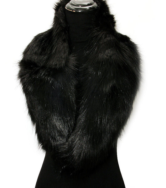 Fur Neck Warmer - The Jewelry Lady - 2