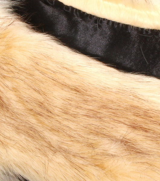 Fur Neck Warmer - The Jewelry Lady - 4