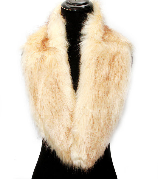 Fur Neck Warmer - The Jewelry Lady - 3