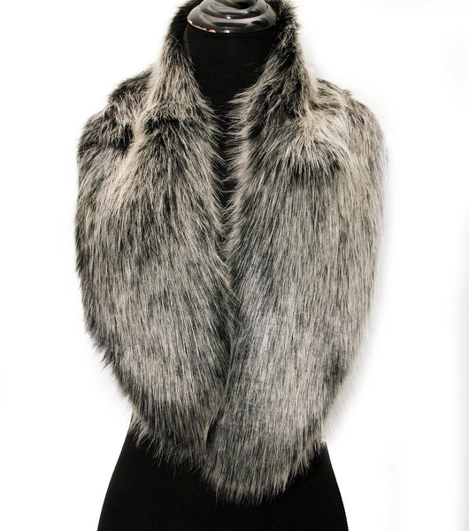 Fur Neck Warmer - The Jewelry Lady - 5