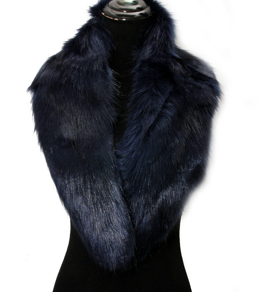 Fur Neck Warmer - The Jewelry Lady - 6