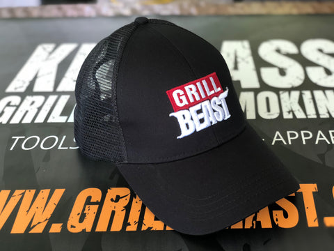 Official Grill Beast Trucker Hat