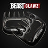 Meat Claws Pulled Pork Shredders -  BBQ Shredding Forks Set - BEAST Clawz