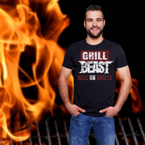 T-Shirt: Hell on Grills