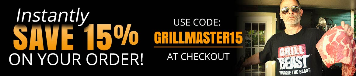 Save with the Grill Beast!