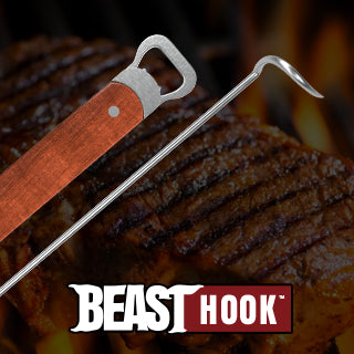 Pigtail Meat Hook