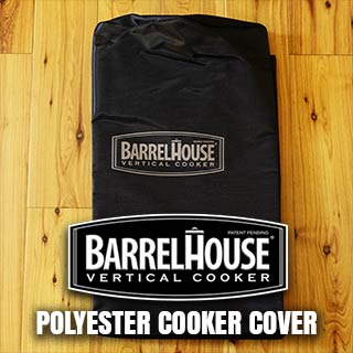 Barrel House Smoker Polyester Cover