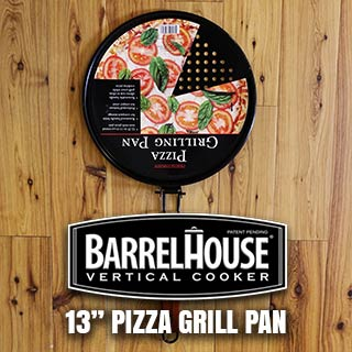 13 Inch Pizza Grill Pan