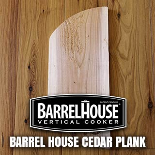 Barrel House Cedar Plank