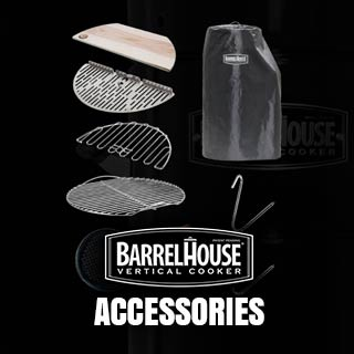 Barrel House Smoker Accessories