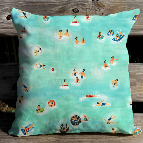 Bathers Pillow