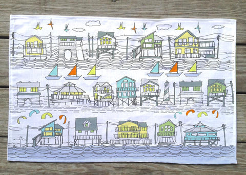 Houses of Hatteras Placemat