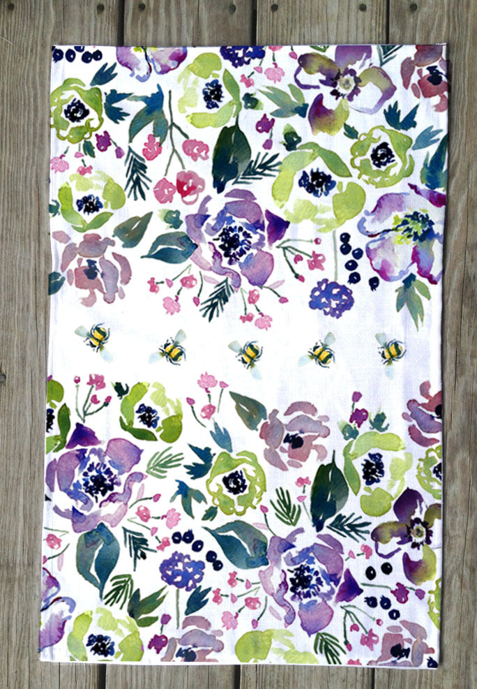 First to Bloom T Towels